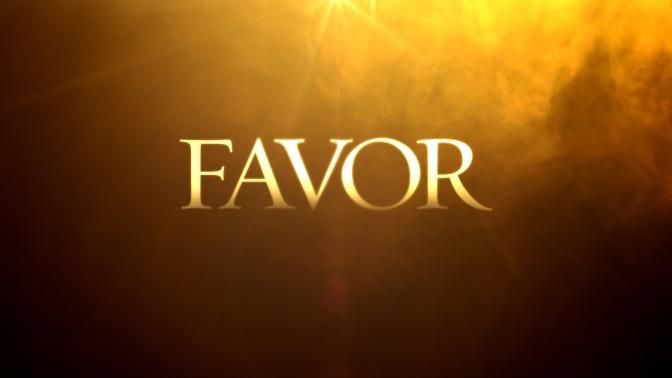 I Choose Favor