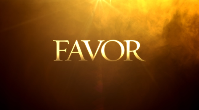 I Choose Favor