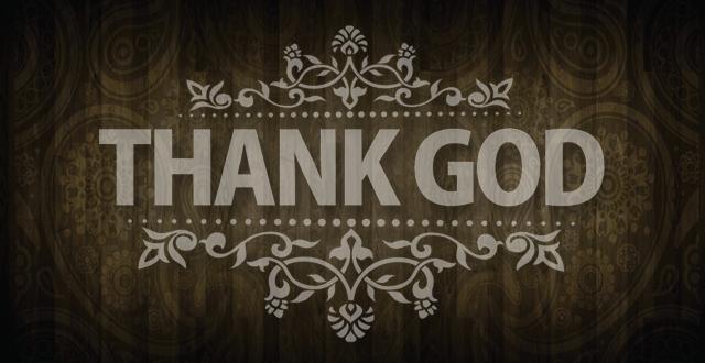 Today I AM: Praising God